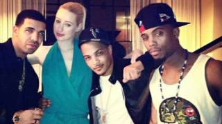 Iggy Azalea Feat. T.I. & B.o.B - Million Dollar Misfits (Dirty)