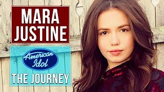 The Story of Mara Justine and her Journey to American Idol | American Idol 2018