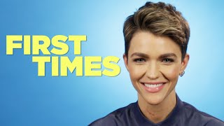 Ruby Rose Tells Us About Her First Times