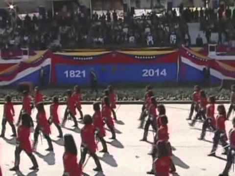 Desfile del 24 de Junio de 2014: Video completo parte 1