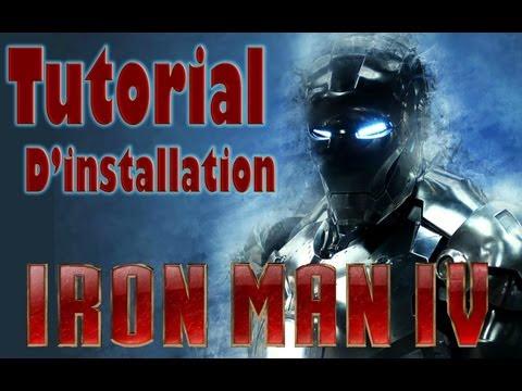 Iron Man IV (mod GTA IV) : Tuto d