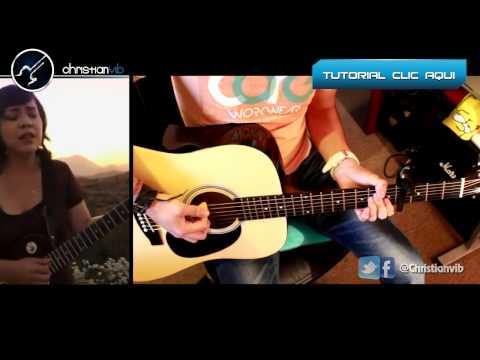 Compartir Carla Morrison Acustico Cover Guitarra