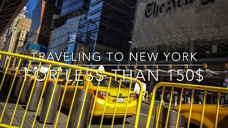 Street Photography in New York City for Less than 150$| Photography Tour 苹果手机 摄影 VLOG