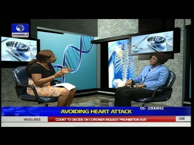 Health News: Avoiding Heart Attacks PT3