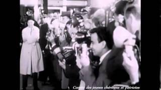 La visite officielle de  le Roi Hassan II à WASHINGTON 27 Mars 1963