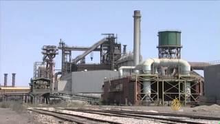 قضية الغاز الصخري في الجزائر