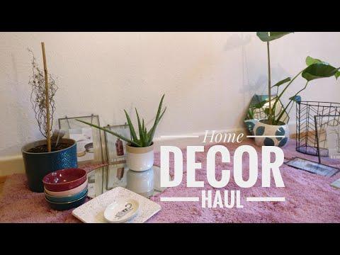 HOME DECOR HAUL | neue Deko für die Wohnung