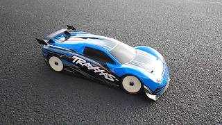 Traxxas XO1 3rd Test Drive on 4s with Arrma BLX System