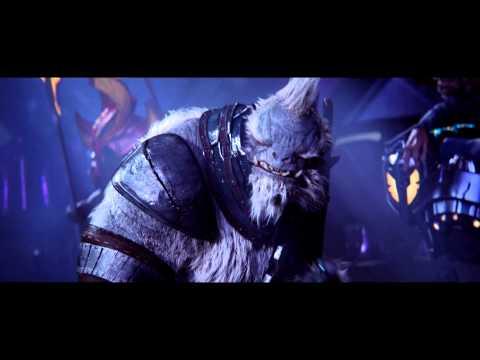 Halo 2: Anniversary - Gravemind: Tartarus, Miranda & Johnson Captured, Flood Kills Prophet Cutscene