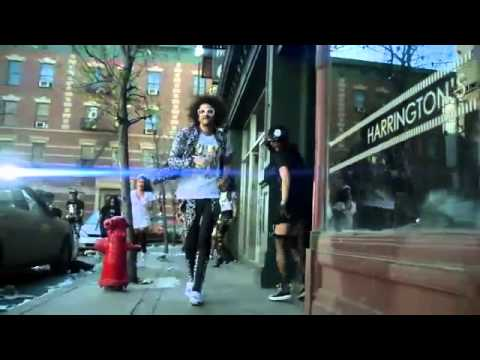 Lmfao Ft Lauren Bennett N Goonrock Party Rock Anthem Single Clean.flv video