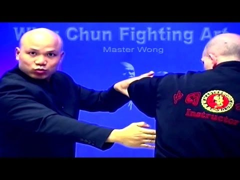 Wing Chun Fighting Art - Applications Fight Image 1