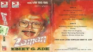 Full Album VIII Ebiet G Ade