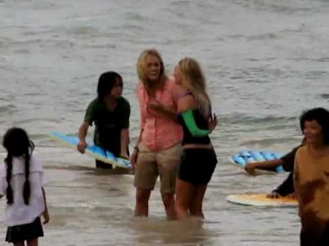 Soul surfer shark attack behind the scenes