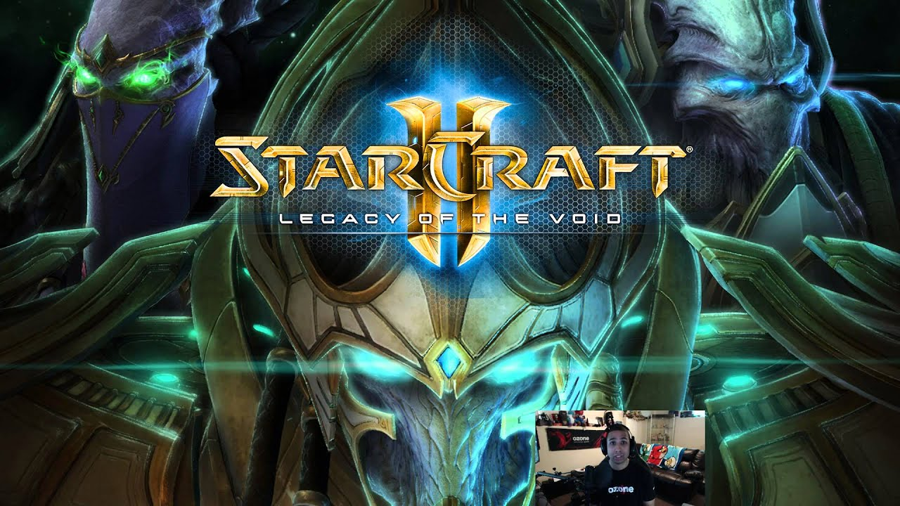 StarCraft 2: Legacy of the Void торрент