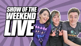 Show of the Weekend LIVE: Mario Party and Jane's Red Dead Redemption 2 D&D Challenge @ PAX AUS