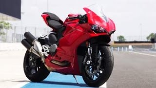 Ducati 959 Panigale review video