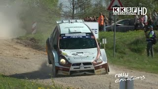 Rally Talsi 2017 (Jumps, Mistakes)