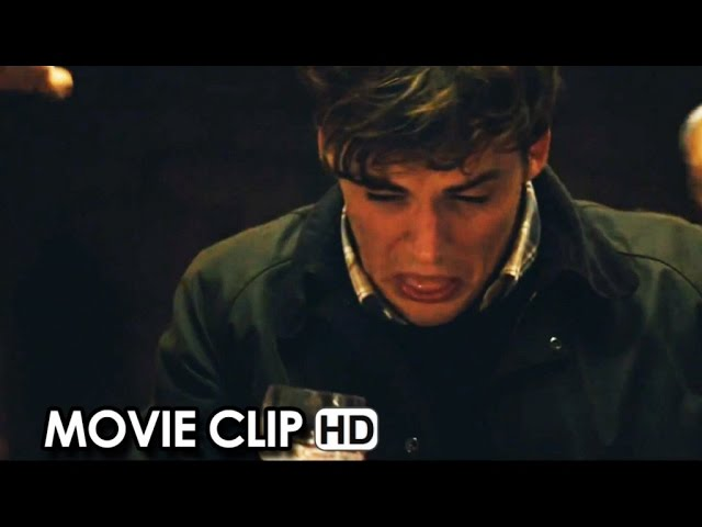 The Riot Club Official Movie Clip 'Drink Up' (2015) - Sam Clafin, Max Irons Movie HD
