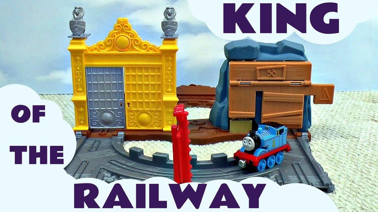 Thomas Train Toy Track Tracks Kids Toy Train Set