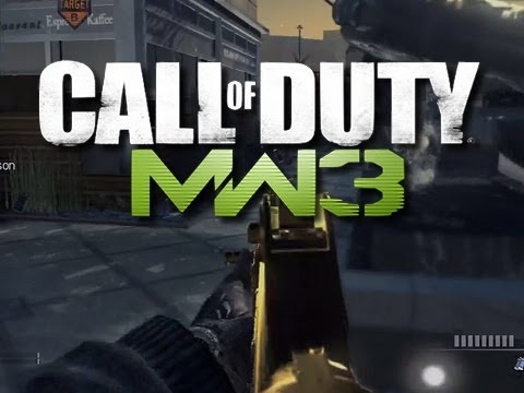MW3 Funny Moments! (PUT IT ON YOUTUBE and More!)