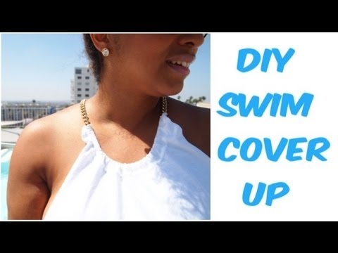 Swimsuit cover ups diy