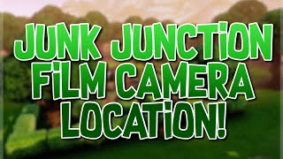 Junk Junction Film Camera Location!!