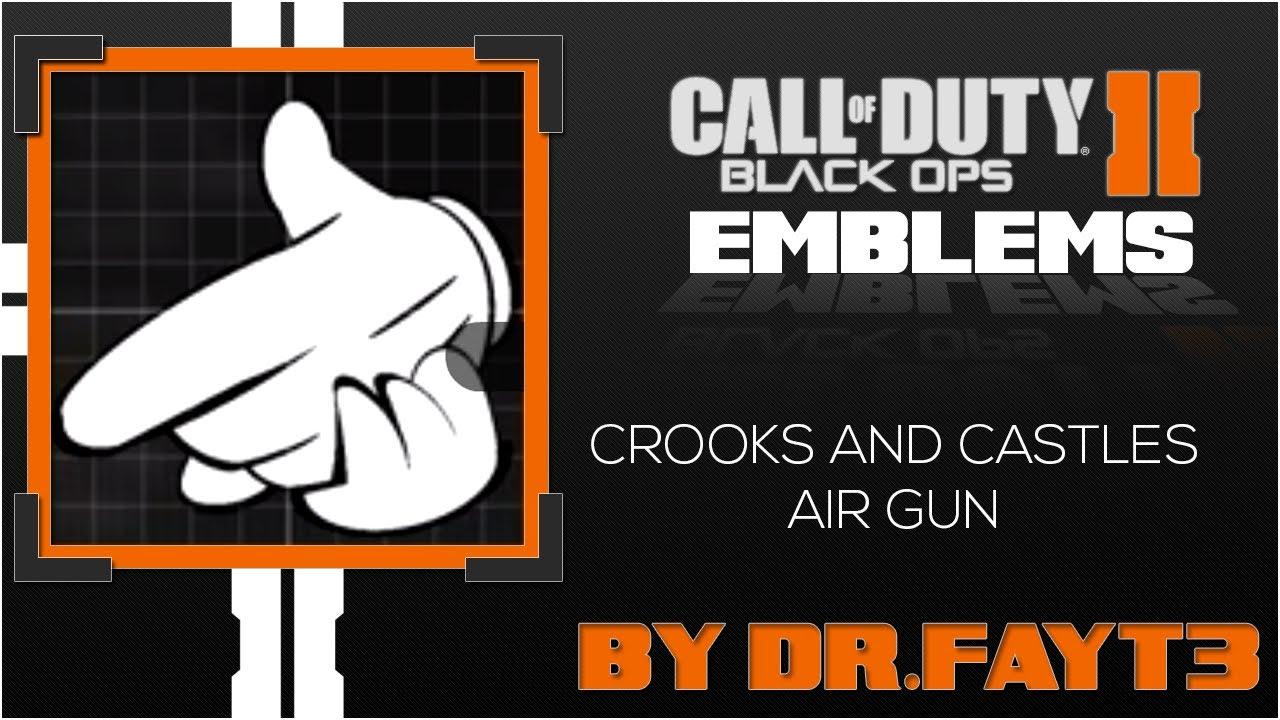 Black Ops 2 Emblems