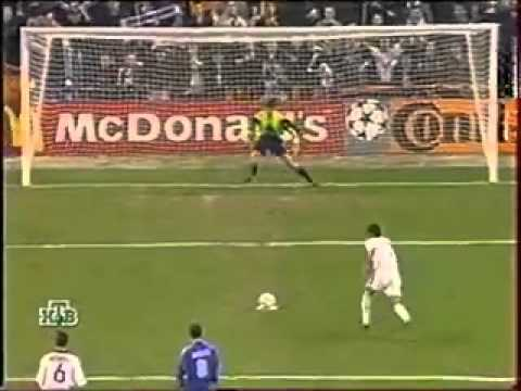 ЛЧ 1999/2000. Реал Мадрид - Динамо Киев 2-2 (14.03.2000)