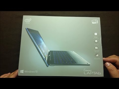 Micromax Canvas Laptab 2 LT777 Unboxing and Initial Impressions
