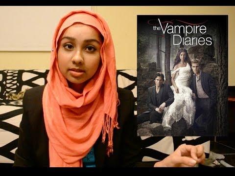 the Vampire Diaries Promotes Rape Culture video