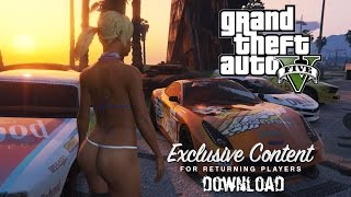 GTA V - DLC - EXCLUSIVE CONTENT - DOWNLOAD NOW! [1440p]