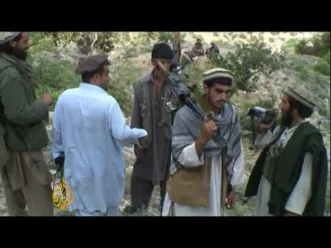 Taliban offensive in full effect in Afghanistan Video