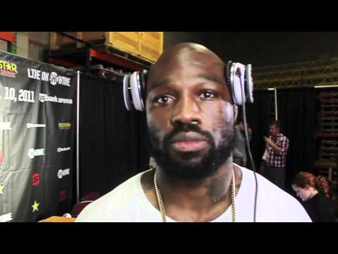 Strikeforce Post Fight: King Mo Lawal Says His Next Challenge Is To Win and Get Paid
