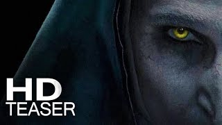 A FREIRA | Teaser Trailer (2018) Legendado HD