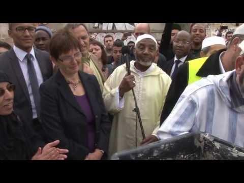 La mosquée de Saint-Ouen pose la première pierre
