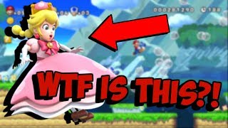 PEACHETTE MEANS PEACH IS AN EVOLVED TOAD?! (Peachette Theory)