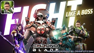ChronoBlade (Fight Like A Boss) 3D Action Game Android/iOS