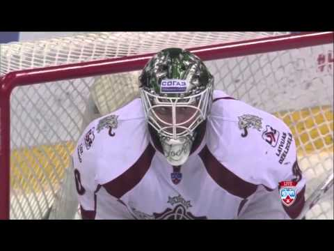 Game Under Five - Jokerit 5, Dinamo Riga 6 SO