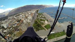 Paragliding Fokida Itea First Task Cancelled