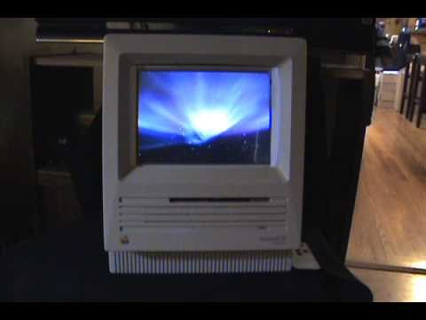 Apple Macintosh Classic / Mac Mini Mod Tour