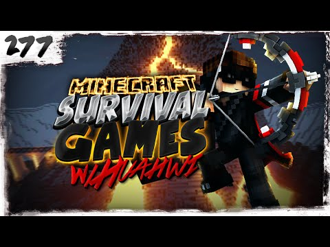 Minecraft Survival Games w/ Huahwi #277: IT'S MAY!