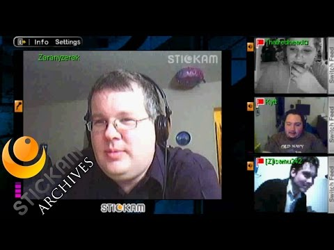 Stickam Archives - Back to the Chat