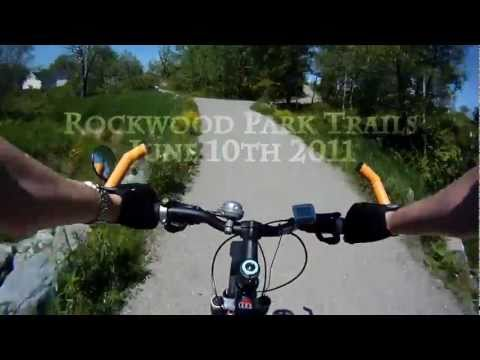 Rockwood Park Trail Riding - June 10th 2011 (GoPro HERO Chestcam)