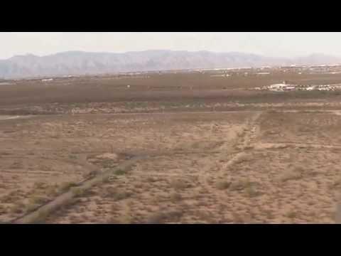 Аризона, Тусон - город в пустыне