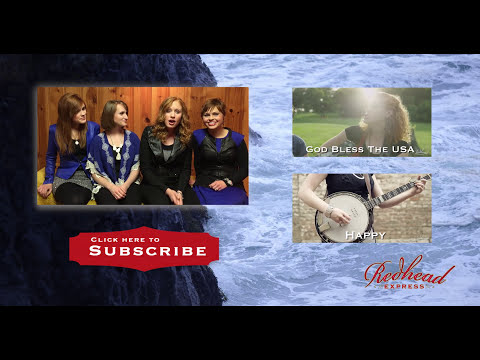 4 Redhead Sisters Sing a Version of Maps & Gives Maroon 5 a Run for Their Money