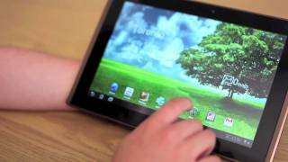 ASUS Eee Pad Transformer 10.1 Android 3.0 Tablet Review