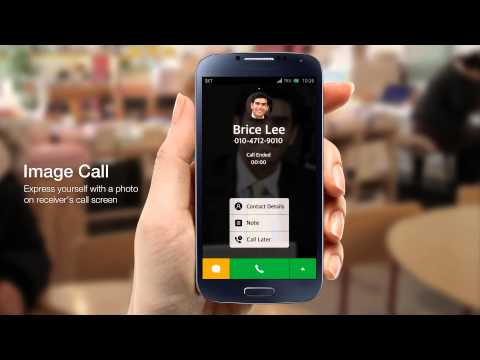 T Phone, a whole new dialer platform from SK Telecom