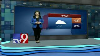 Weather Report ||  20 - 04 - 2018