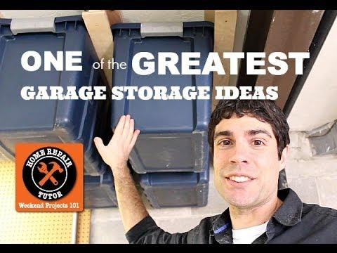 Auto Shop Storage Ideas