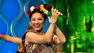 Video clip Naguale feat. Andra - Falava (La Maruta)
